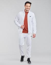 Ruhák Férfi Melegítő együttesek Nike NSSPE TRK SUIT PK BASIC Fehér / Fekete