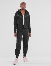 Ruhák Női Futónadrágok / Melegítők Nike NSTCH FLC ESSNTL HR PNT Fekete