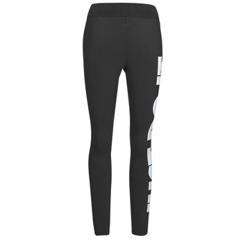 Ruhák Női Legging-ek Nike NSESSNTL GX HR LGGNG JDI Fekete  / Fehér