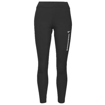 Ruhák Női Legging-ek Nike NSSWSH LGGNG HR Fekete  / Fehér