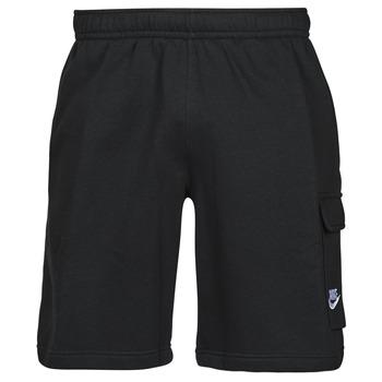 Ruhák Férfi Rövidnadrágok Nike NSCLUB BB CARGO SHORT Fekete