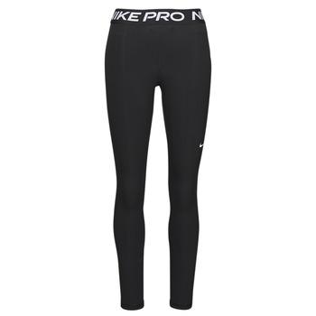 Ruhák Női Legging-ek Nike NIKE PRO 365 TIGHT Fekete  / Fehér