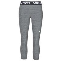 Ruhák Női Legging-ek Nike NIKE PRO 365 TIGHT CROP Szürke / Fehér