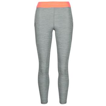 Ruhák Női Legging-ek Nike NIKE PRO TIGHT 7/8 FEMME NVLTY PP2 Szürke / Narancssárga / Fehér