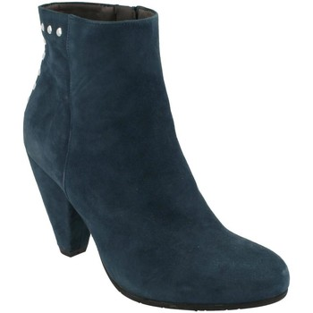 Cipők Női Bokacsizmák She - He  Azul