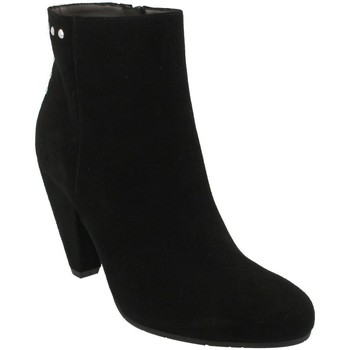 Cipők Női Bokacsizmák She - He  Negro
