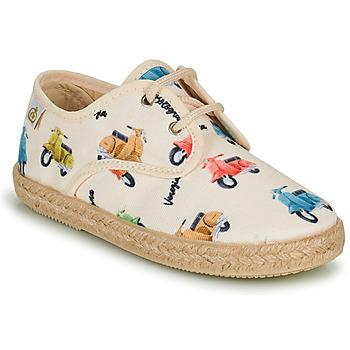 Cipők Fiú Rövid szárú edzőcipők Citrouille et Compagnie OSTINO Sokszínű