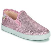 Cipők Lány Balerina cipők  Citrouille et Compagnie OBILA Rózsaszín