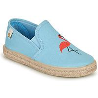 Cipők Lány Balerina cipők  Citrouille et Compagnie OSARA Kék / Égkék