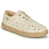 Cipők Lány Rövid szárú edzőcipők Citrouille et Compagnie OWAZA Arany