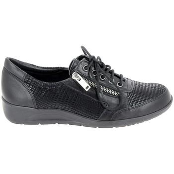 Cipők Női Mokkaszínek Boissy Stephiel Noir Fekete