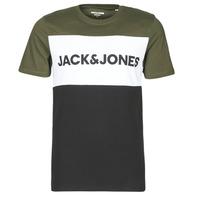Ruhák Férfi Rövid ujjú pólók Jack & Jones JJELOGO Keki