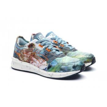 Cipők Rövid szárú edzőcipők Asics Asics HyperGEL-LYTE x Vivienne Westwood  LIGHT STEEL/ORANGE