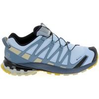 Cipők Túracipők Salomon XA Pro GTX Bleu Ciel Kék