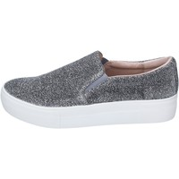 Cipők Női Belebújós cipők Fornarina BJ109 Ezüst