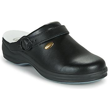 Cipők Női Klumpák Scholl NEW BONUS Fekete