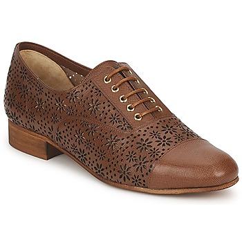 Cipők Női Oxford cipők Moschino Cheap & CHIC PEONIA Barna