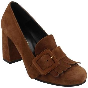 Cipők Női Félcipők Belset  Marrón