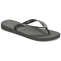 Shoes Lábujjközös papucsok Havaianas TOP Fekete