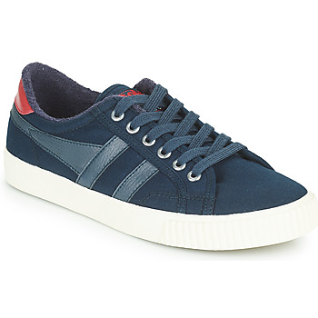 Cipők Női Rövid szárú edzőcipők Gola TENNIS MARK COX Kék / Piros