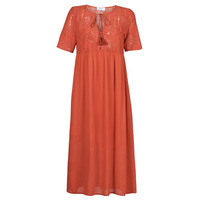 Ruhák Női Hosszú ruhák Betty London ORVILLE Rozsda
