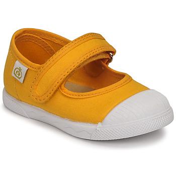 Cipők Lány Balerina cipők  Citrouille et Compagnie APSUT Citromsárga