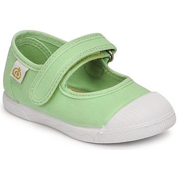 Cipők Lány Balerina cipők  Citrouille et Compagnie APSUT Pisztácia