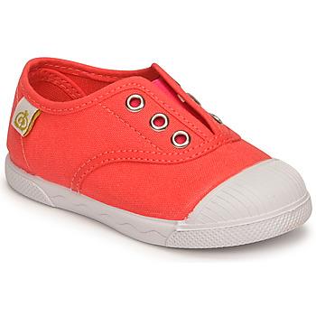 Cipők Lány Rövid szárú edzőcipők Citrouille et Compagnie RIVIALELLE Görögdinnye