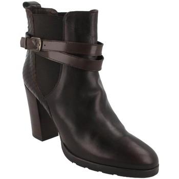 Cipők Női Bokacsizmák Belset  Marrón