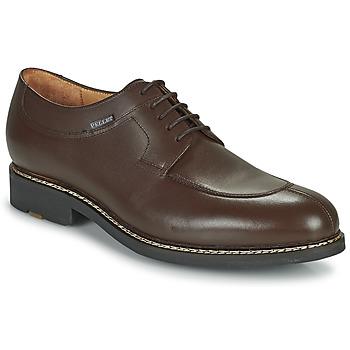 Cipők Férfi Oxford cipők & Bokacipők Pellet Magellan Barna