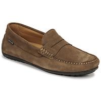 Cipők Férfi Mokkaszínek Pellet Cador Tópszínű