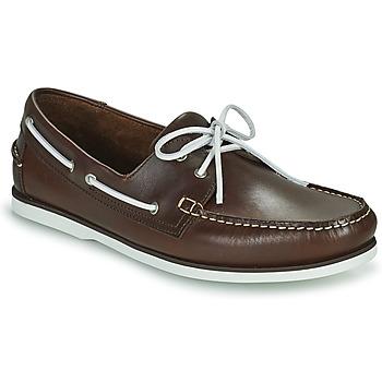 Cipők Lány Balerina cipők  Pellet Vendée Barna