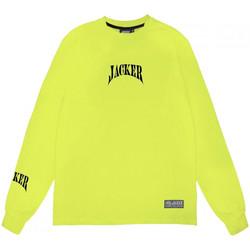 Ruhák Férfi Hosszú ujjú pólók Jacker Corpo Zöld