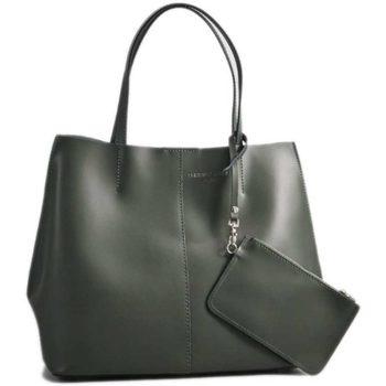 Táskák Női Bevásárló szatyrok / Bevásárló táskák Christian Laurier AMY VERT FONCE