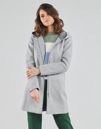 Ruhák Női Kabátok Only ONLSIRI Szürke