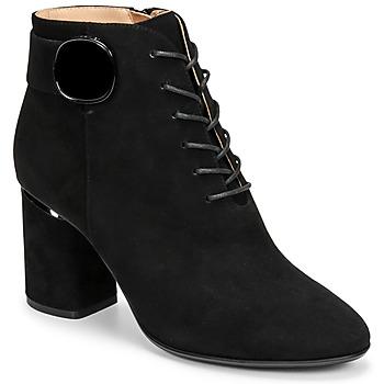 Cipők Női Bokacsizmák JB Martin VIGGY Fekete