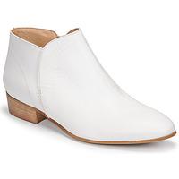 Cipők Női Csizmák JB Martin AGNES Fehér