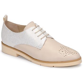 Cipők Női Oxford cipők JB Martin FAVEUR Elefántcsont