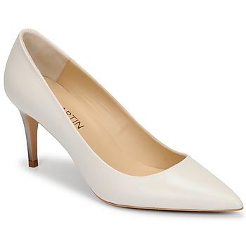 Cipők Női Félcipők JB Martin ADELYS Nappa / Természetes