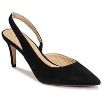 Cipők Női Félcipők JB Martin ALANA Fekete