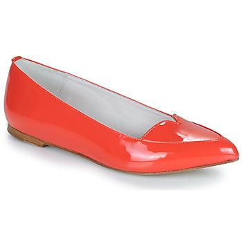 Cipők Női Balerina cipők  JB Martin ANGELINA Narancssárga