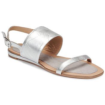 Cipők Női Szandálok / Saruk JB Martin AVERY Ezüst