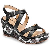 Cipők Női Szandálok / Saruk JB Martin DARELO E19 Fekete