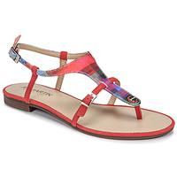 Cipők Női Szandálok / Saruk JB Martin GAELIA E19 Piros