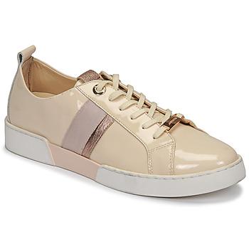 Cipők Női Rövid szárú edzőcipők JB Martin GRANT Bőrszínű