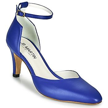 Cipők Női Félcipők JB Martin NATACHA Kék