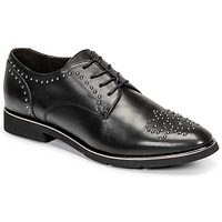 Cipők Női Oxford cipők JB Martin PRETTYS Fekete