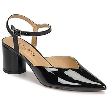 Cipők Női Félcipők JB Martin SERENA Fekete