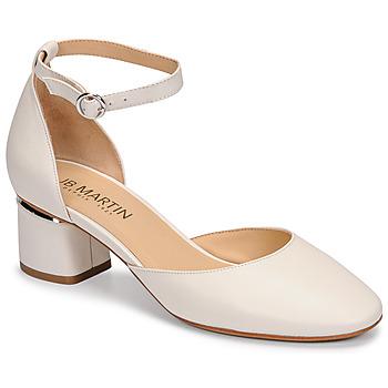 Cipők Női Félcipők JB Martin TARAH Nappa / Természetes