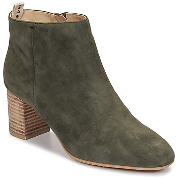 Cipők Női Bokacsizmák JB Martin ALIZE Oliva